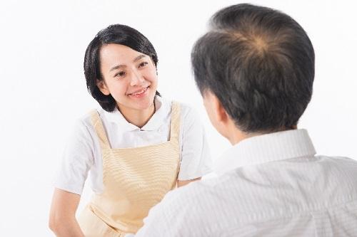 高齢者の介護サービス(通院の付き添い・施設の選択)